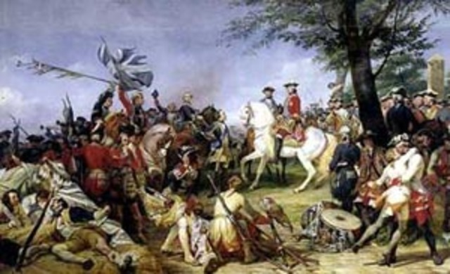 King George's War began