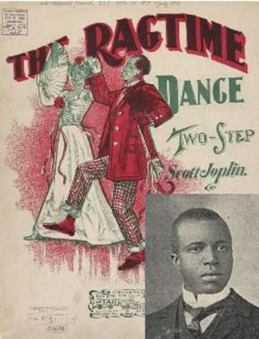 African American Influence on Music-Ragtime