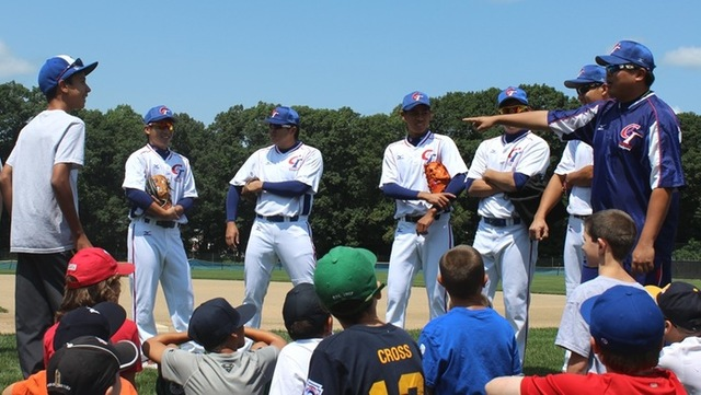 Worcester Hosts Team Taiwan