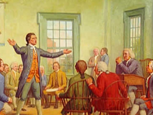 First Continental Congress/The Association
