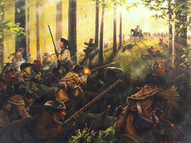 Battle of King's Mountain