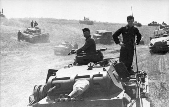 Opération Barbarossa le 22 juin 1941