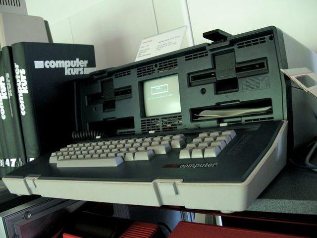 Primer computador portatil