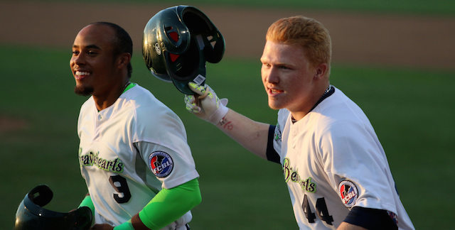 Zack Tower Hits Three Home Runs in Game