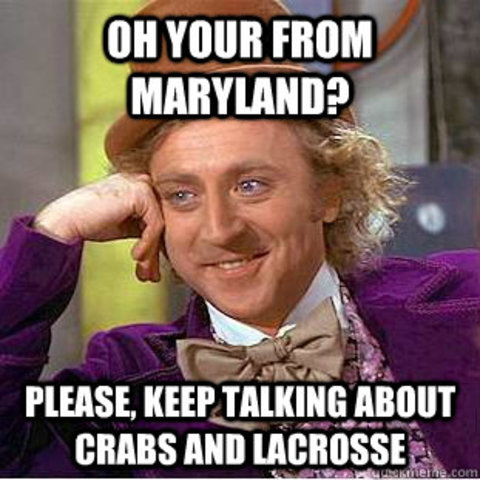 Calvert found Maryland