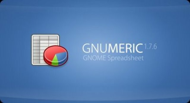 Gnumeric Gnome Office