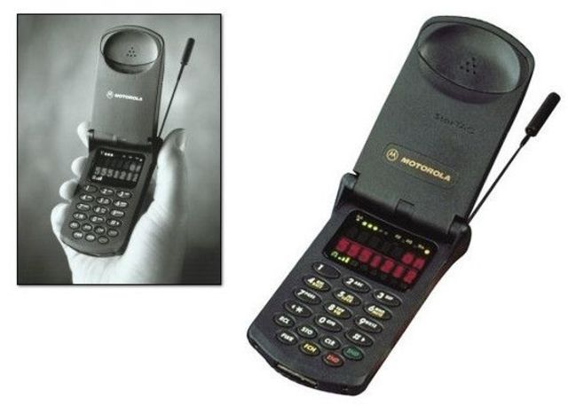 Motorola StarTAC (1996)