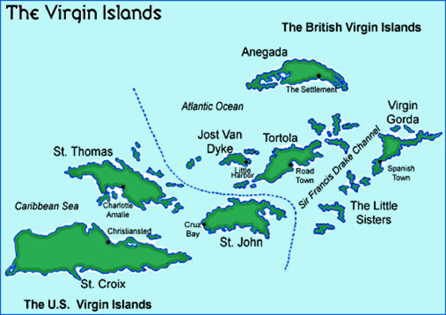 Wilson Buys Virgin Islands