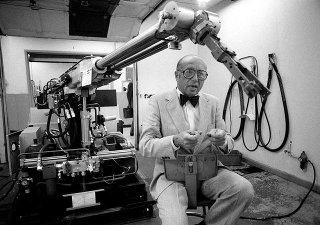 primer robot industrial
