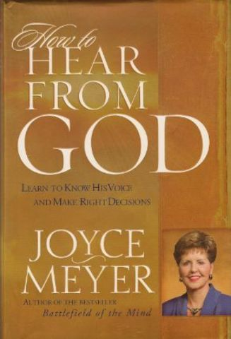 How to Hear from God.