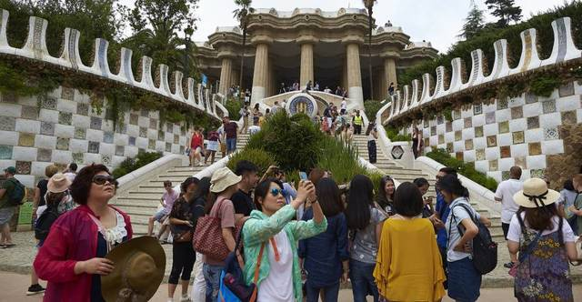 Boom turístico en España