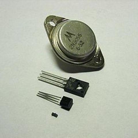 Transistor.