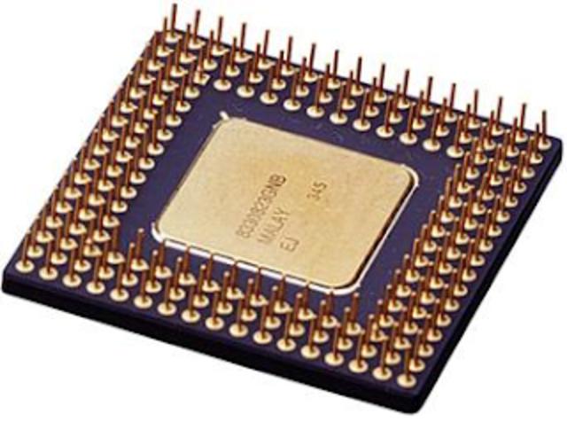 Microprocesador.