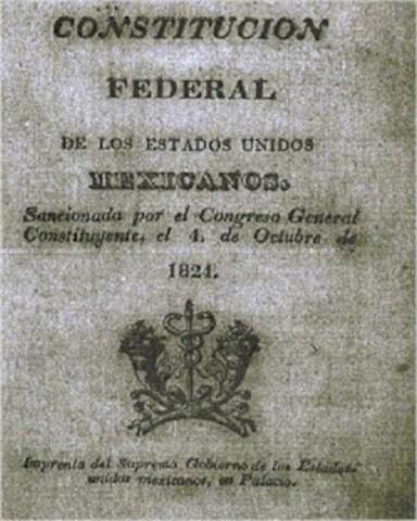 Primera Constitución Federal