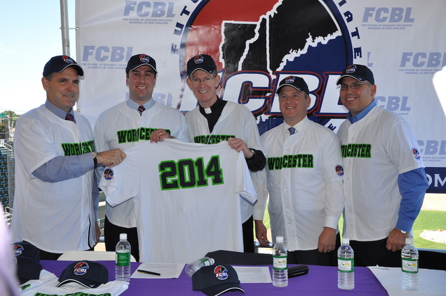 A New Worcester Baseball Team is Born