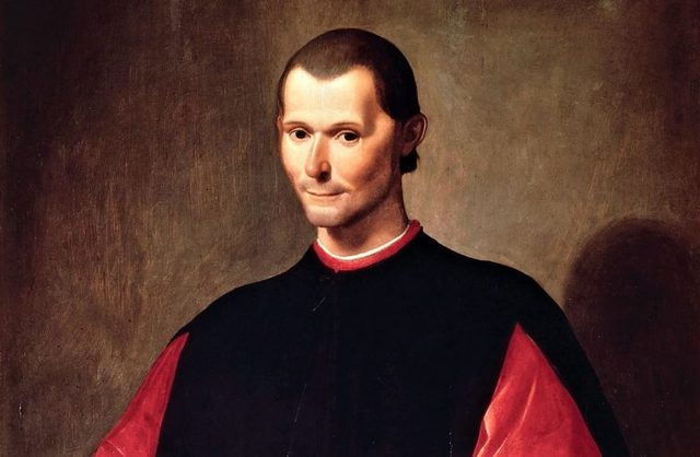 """""""El príncipe"""", de Maquiavelo"""