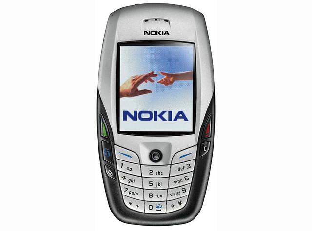 teléfonos del año 2003