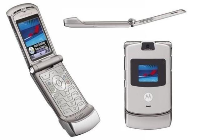 celulares en la época del 2004