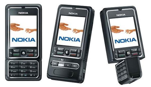 evolución del teléfono del 2005