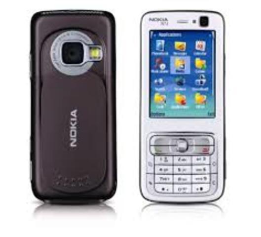 teléfonos del 2006