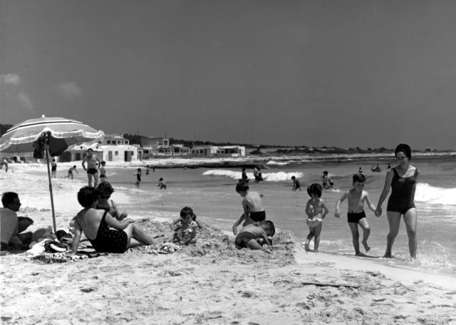 Prosperidad del turismo en 1957-1958