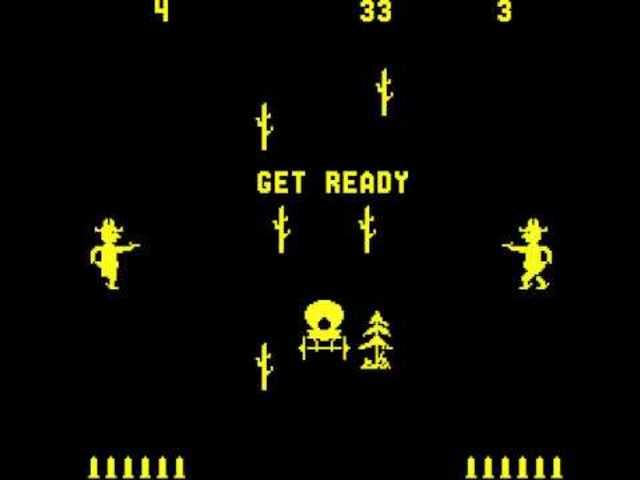 Gun Fight de Bally Midway