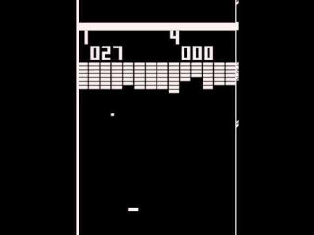 Breakout de Atari
