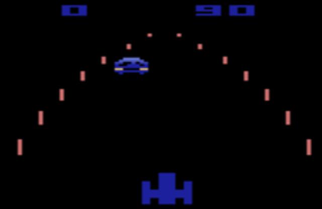 Night Driver de Atari