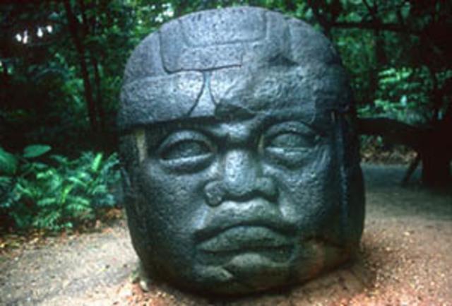 Start of Olmec Civilization