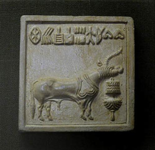 Start if Indus River Civilization