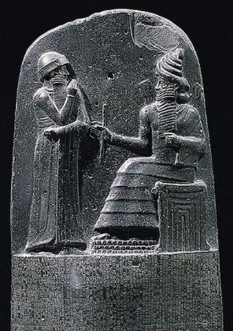 Hammurabi Became King