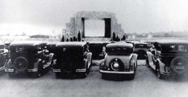 The First Drive-In