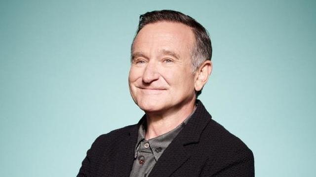 Robin Williams says Goodbye