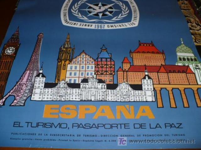 Turismo pasaporte para la paz