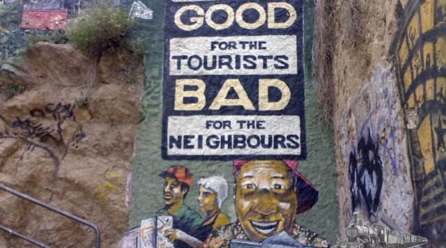 Etapa de turistización mundial