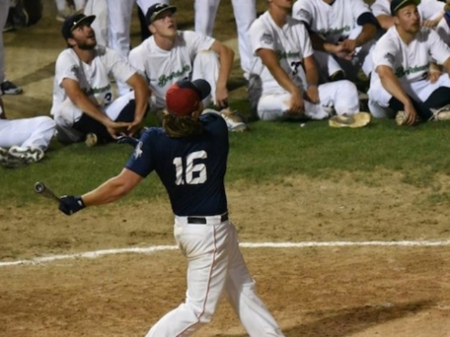 Home Run Derby Sinks Bravehearts Again
