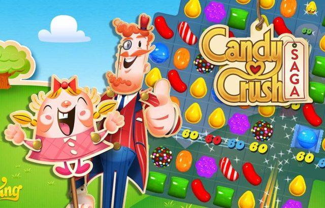 Candy Crush Saga de King