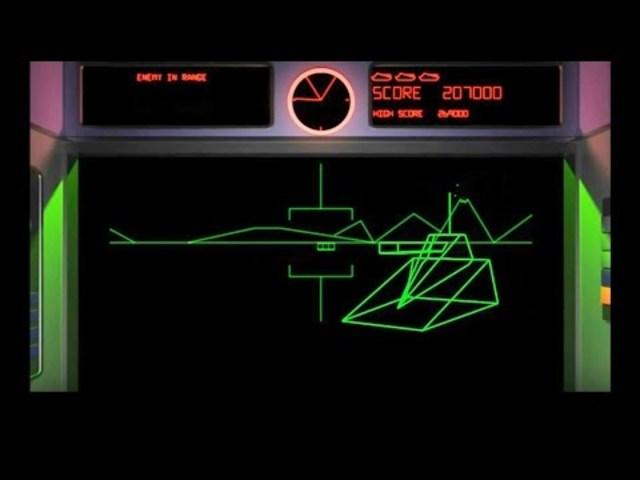 Battlezone de Atari