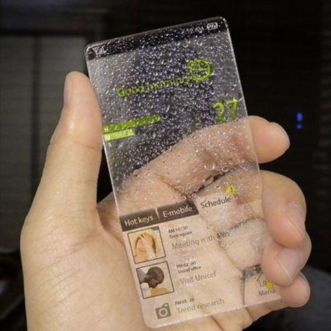 Telefono Windows phone Del Futuro Mas Avanzado Aun.