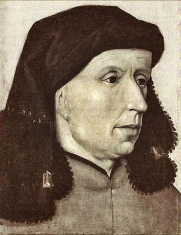 Johannes Ockeghem (Renacimiento) (Edad Media)