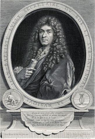 Jean-Baptiste Lully (Barroco)