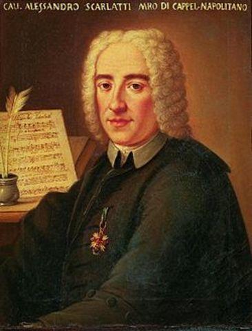 Alessandro Scarlatti (Barroco)