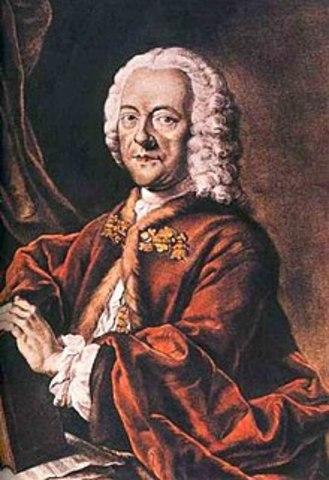 Georg Philipp Telemann (Barroco)