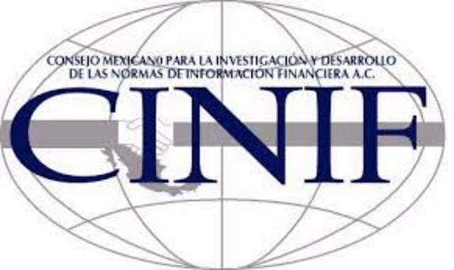 Constitución del CINIF