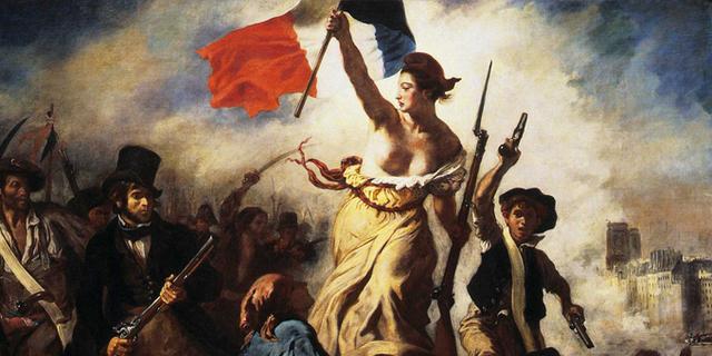 Fin de la Edad Moderna (Revolución Francesa)