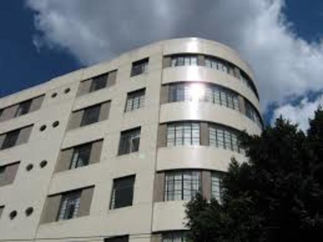 Inauguración del Hospital Colonia de los Ferrocarriles Nacionales de México (Ciudad de México).