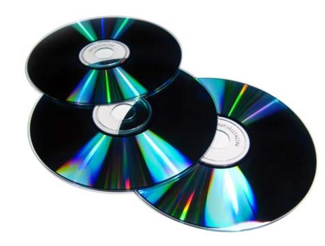 los CD