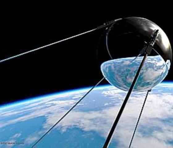 El Lanzamiento del Sputnik I