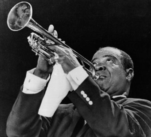 Iconic Trumpeter is Born