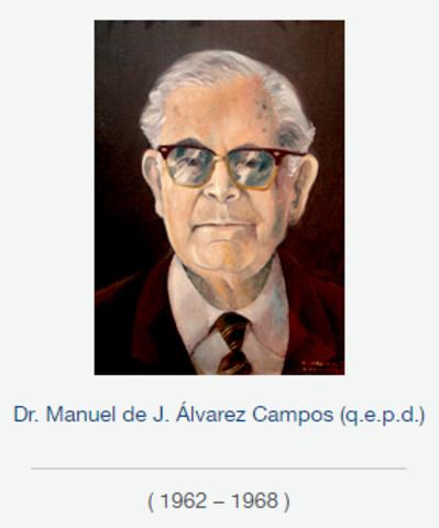 Fundación de la Universidad La Salle 15 de febrero de 1962 con el traslado de la Preparatoria Cristobal Colón y fundación de la Escuela de Contaduría